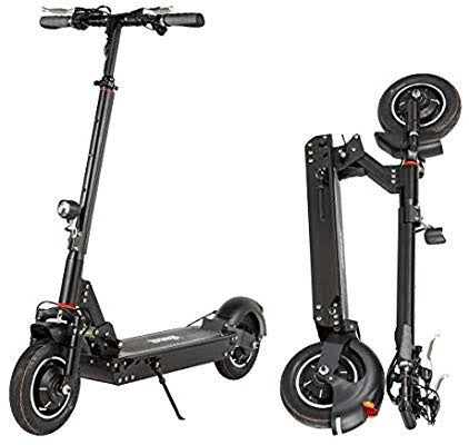 FreegoUSA charges very fast making it a best e-scooter for climbing hills
