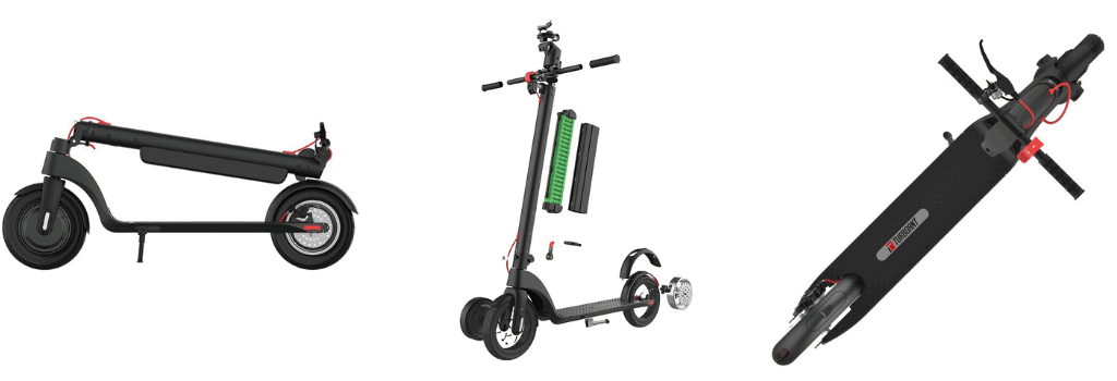 Turboant X7 Pro: Fast Speed and Long Range electric scooter