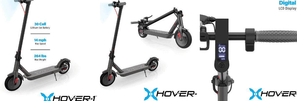 Hover-1 Journey: Excellent commuter electric scooter