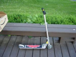 new razor scooter pro