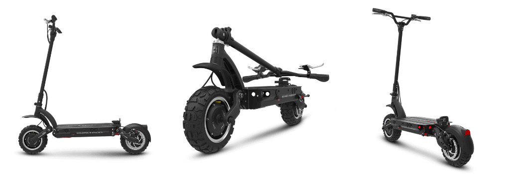 Dualtron Ultra: Long-range electric scooters
