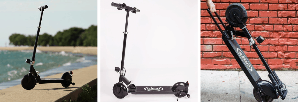 Glion Dolly - Cheapest Electric Scooter for 300lb Man