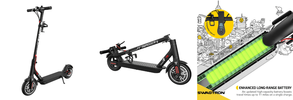Swagtron Swagger 5T: High Value And Low-Cost electric scooter