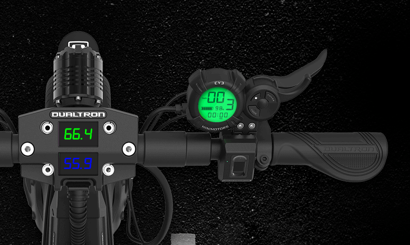 Dualtron X Electric Scooter THROTTLE