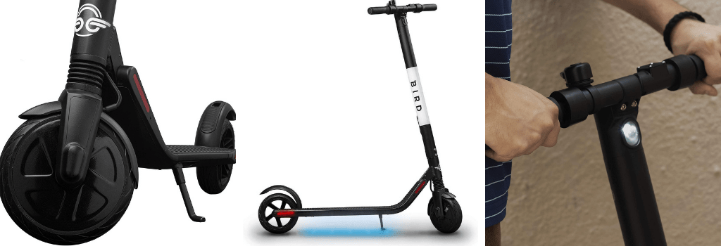 Bird es1-300 electric scooter review