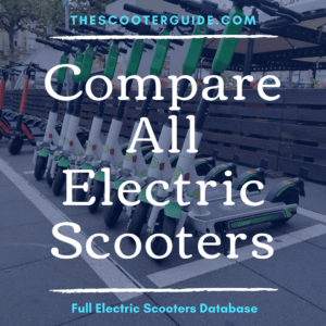 Full Electric Scooters Database - Compare all
