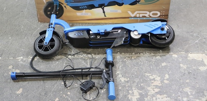 Assembly Viro rides VR 550e electric scooter
