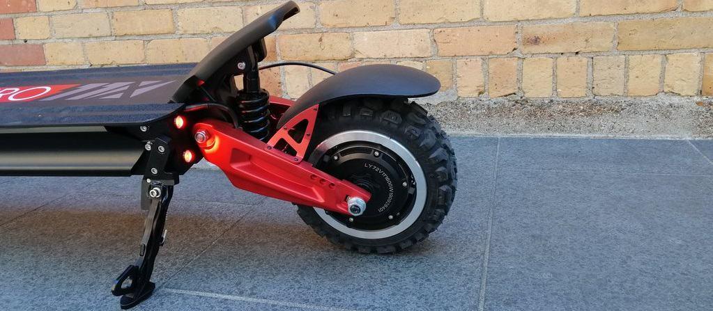 Zero 11X Tires