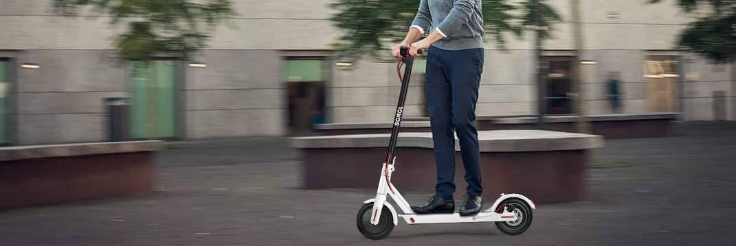 Performance of the Yonos k9 electric scooter