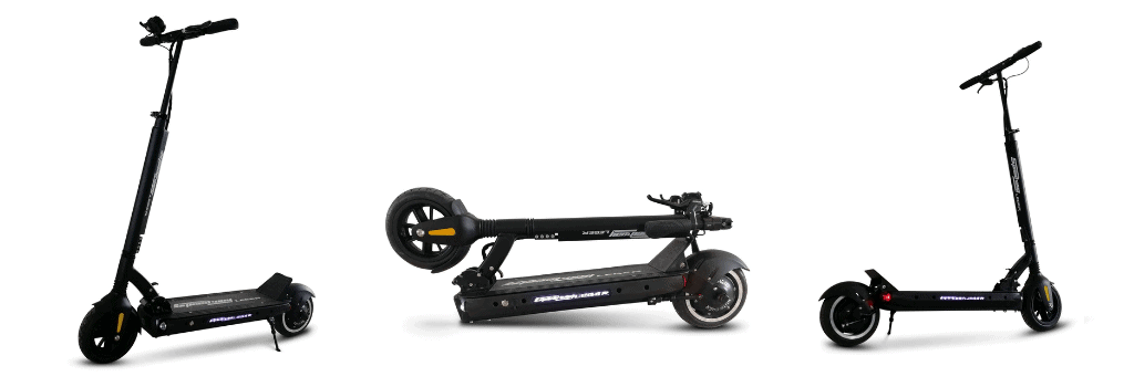 Speedway Leger Review - Minimotors Electric Scooter