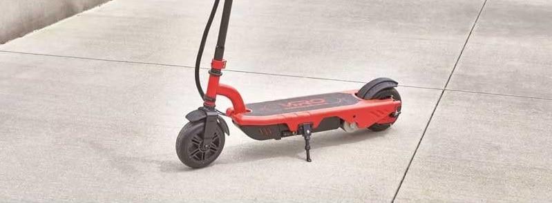 Viro rides VR 550e Red