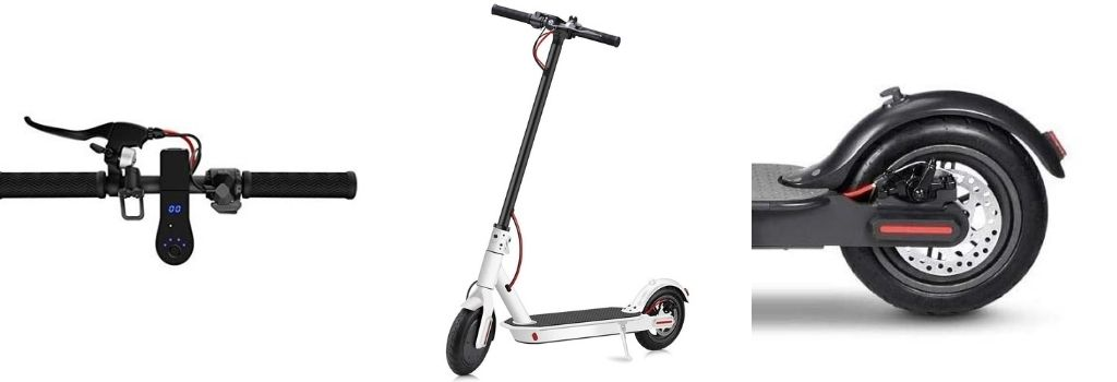Yonos k9 Electric Scooter Review