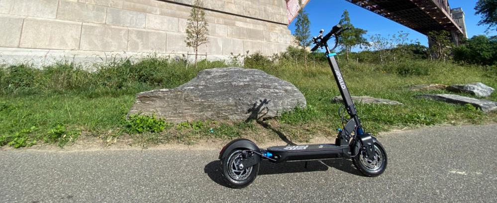 Performance of Apollo Explorer Electric Scooter