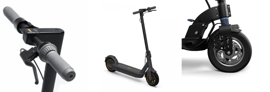 The last scooter for climbing hill is Segway Ninebot MAX G30P